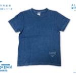 【新商品】tovo藍染Tシャツとてぬぐい(2019年版)
