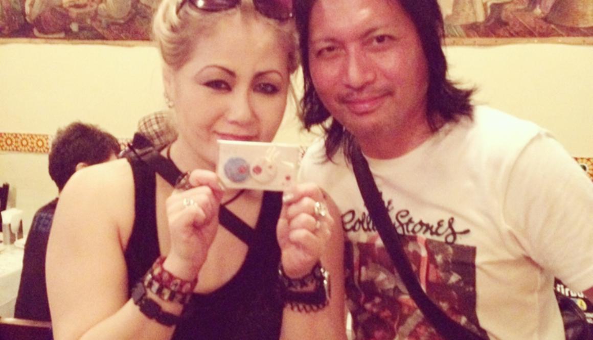 ありがとうございました!PERSONZ「DREAMERS ONLY SPECIAL 2012」at 渋谷O-EAST