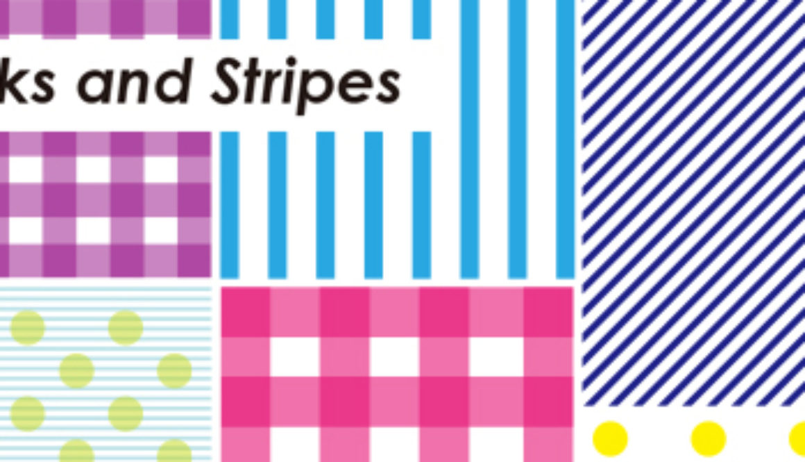 dots-checks-stripes