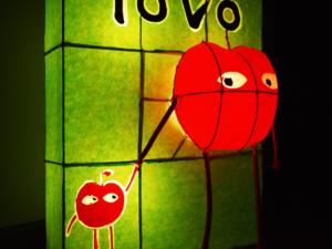 tovo ねぶた by ねぶた師 外崎白鴻氏