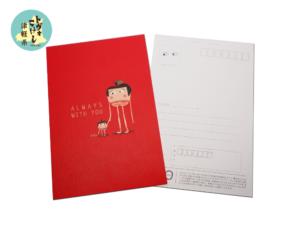 postcard-kokeshi