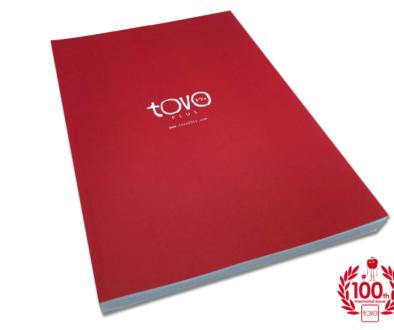 「tovo plus 100 (冊子)」販売のお知らせ